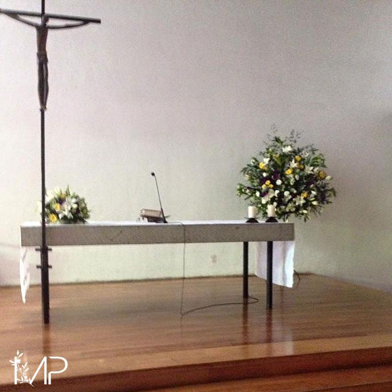 Decoración para Iglesia o Evento