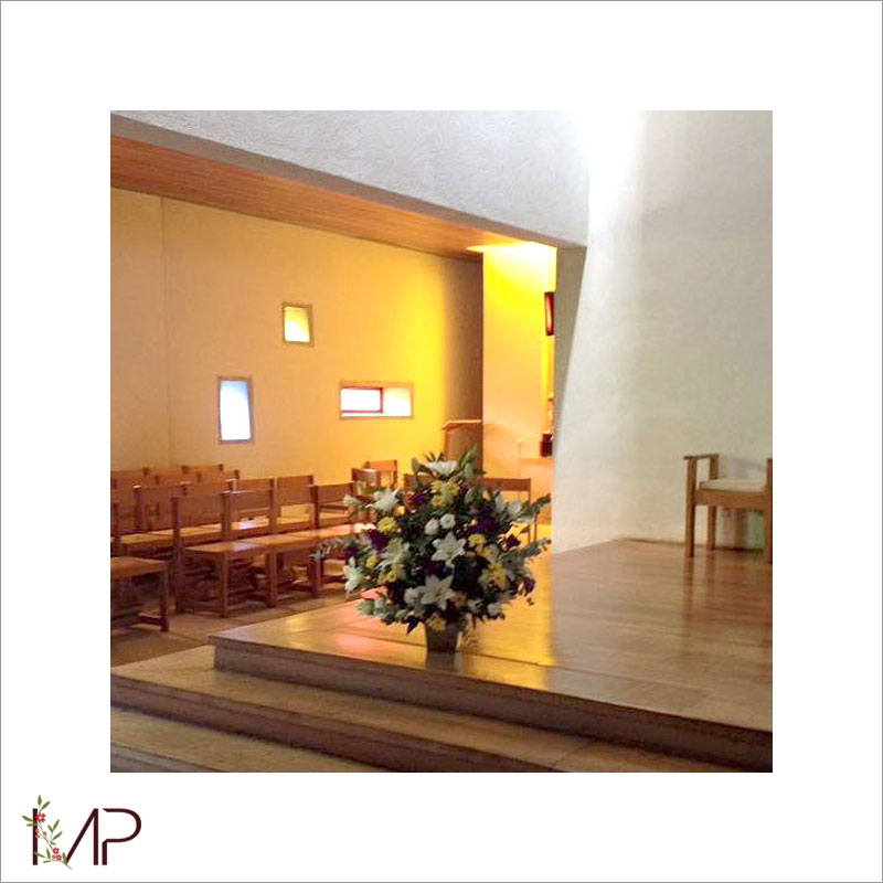 Arreglo para Iglesia