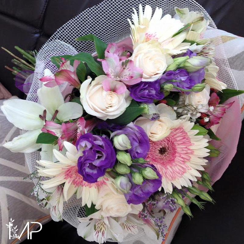 """Bouquet """"Fantasía de Colores"""""""