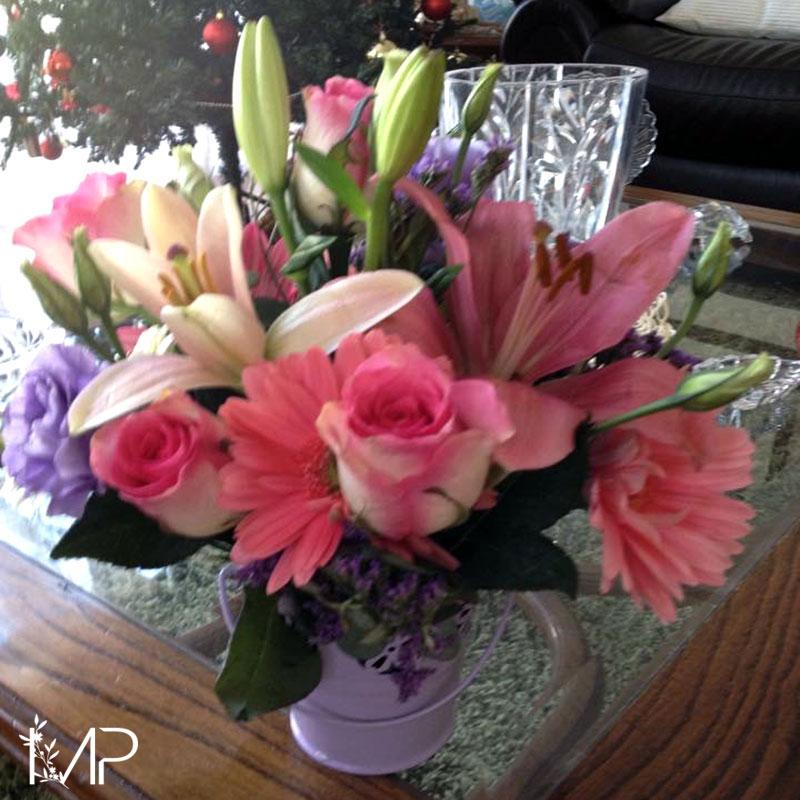 """Arreglo pequeño """"Armonía Floral"""""""