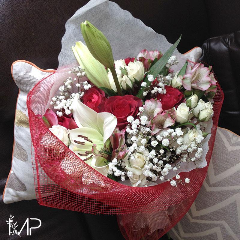 """Bouquet """"Amor"""""""